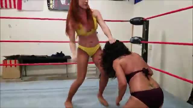 Jessie Belle vs Jezabel Romo