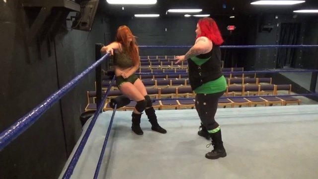 Jessie Belle vs Kathy Owens