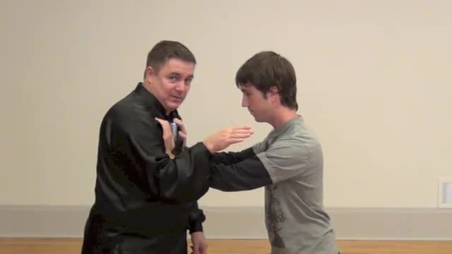 Level 1 - Lesson 8 ~ Martial applications of single whip.