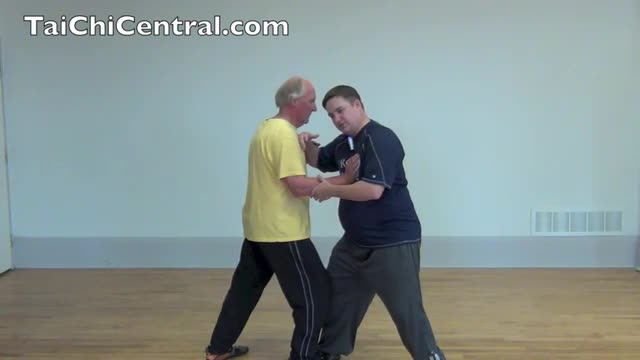 """Relax Harder - """"Tai chi  and the secret of real martial power"""""""
