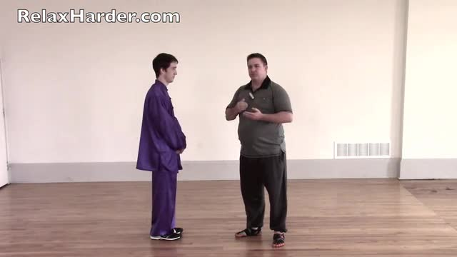 """Tai Chi 1 - Lesson 21 ~ Martial Applications of """"Cast Fist"""" and """"Five Punches"""""""