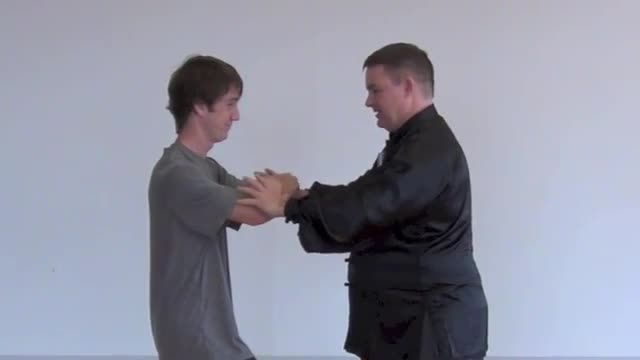"""Level 1 - Lesson 6 ~ """"Ji """"and """"An""""  and martial applications"""