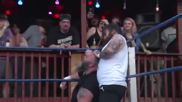 Southern Underground Pro presents: Show You No Mercy