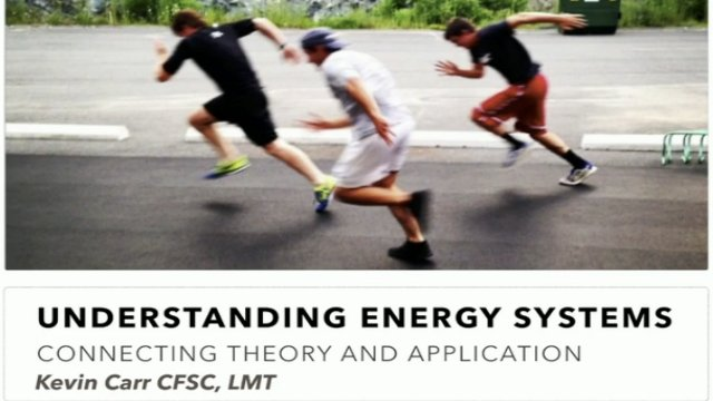 Understanding Energy Systems: Connecting Theory and Application