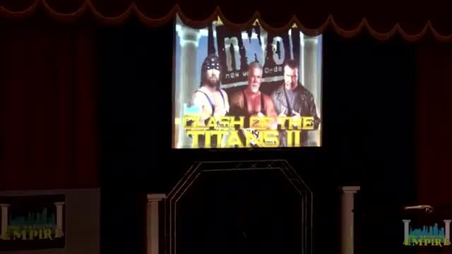 Eric Bischoff Segment - Pro Wrestling Empire, Aftermath featuring War Games 2/25/17