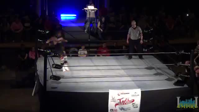 Lance Anoa'i vs Louis G Rich vs Sean Carr - Pro Wrestling Empire, ReLoaded 3/24/18