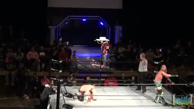 "Facade vs Gory ""PWE World Title Match"" - Pro Wrestling Empire, ReLoaded 3/24/18"