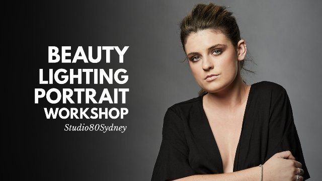 BEAUTY LIGHTING FOR PORTRAITS