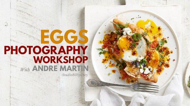 FOOD PHOTOGRAPHY - LIGHTING -  WORKSHOP