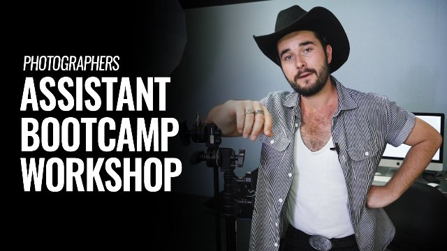 PHOTOGRAPHERS ASSISTANT BOOTCAMP TUTORIAL