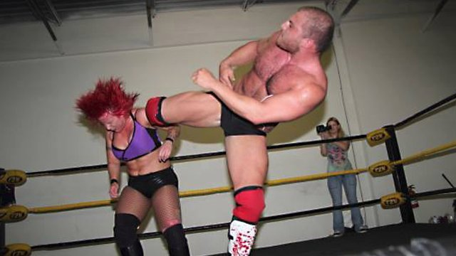 LuFisto Vs Chris Dickinson