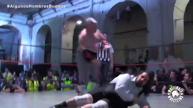 Francesco Palazzo vs Astiles - Algunos Hombres Buenos