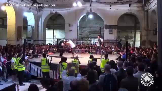 Thrash-Man vs Dorian - Algunos Hombres Buenos