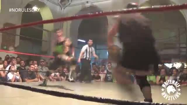 Yunke vs Adam Chase - No DQ - No Rules Day '17
