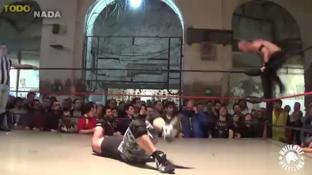 Thrash-Man vs Paolo - Extreme Championship Match - Todo o Nada
