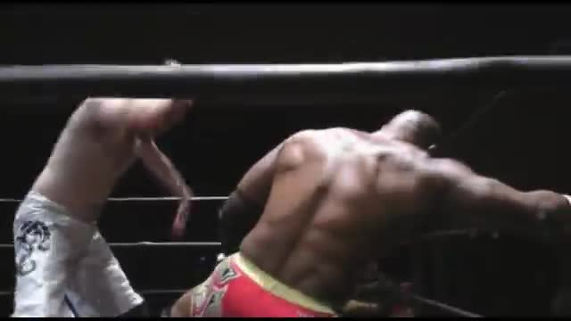 Shelton Benjamin vs Steven Drochner vs Roger Lanier vs Mathews