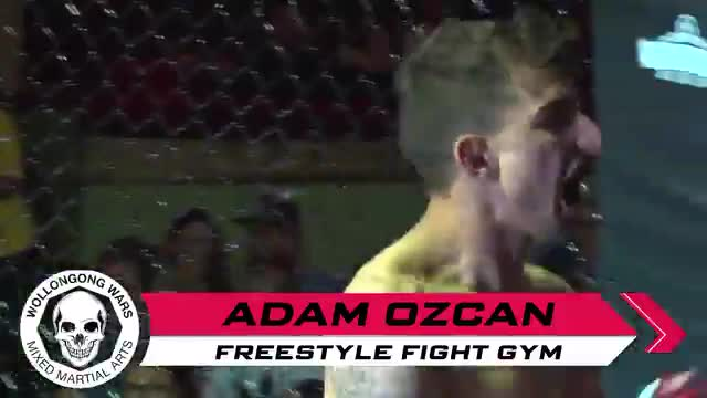 Wars MMA 6: Adam Ozkan Vs James Long