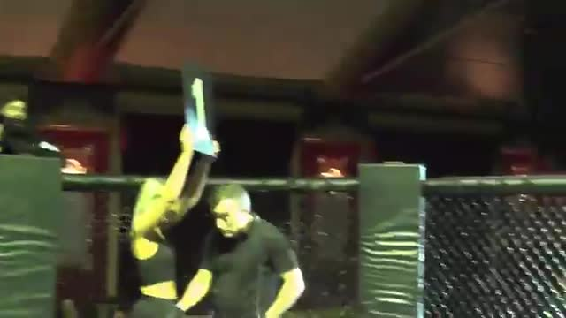 Wars MMA 6: Anderson Chen Vs Blake Donnelly