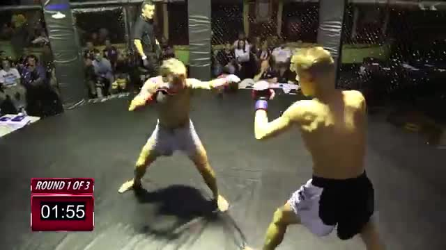 Wars MMA 6: Colby Thicknesse Vs Thomas Grover