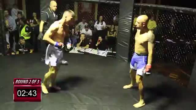 Wars MMA 6: Orcun As Vs Michael Barber