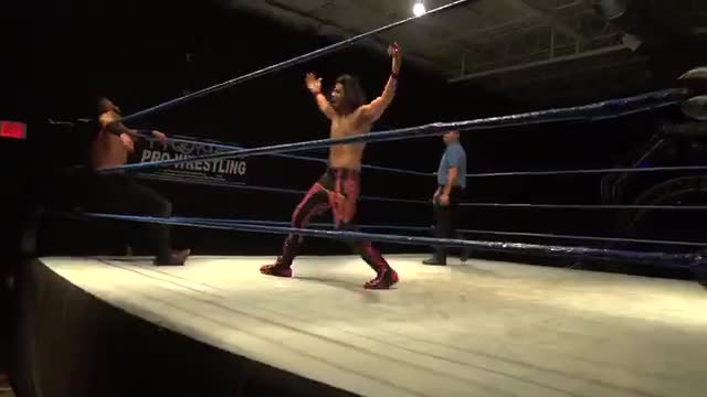 Anakin vs. Sem Sei vs. Jose Acosta - Premier Pro Wrestling PPW #216