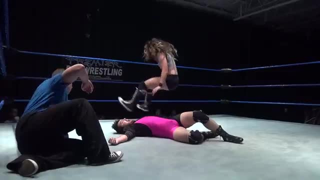 Skye Blue vs. Connor Corr - Premier Pro Wrestling PPW #220