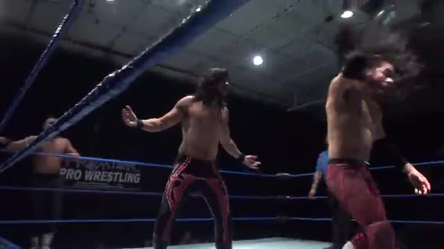 Sem Sei & Iniestra (c) vs. Anakin & Jose Acosta - Premier Pro Wrestling PPW #220