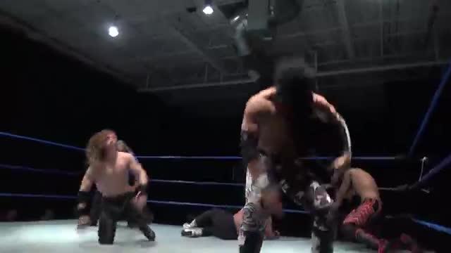 Iniestra & Sem Sei (c) vs. Anakin & Jose Acosta - Premier Pro Wrestling PPW #221