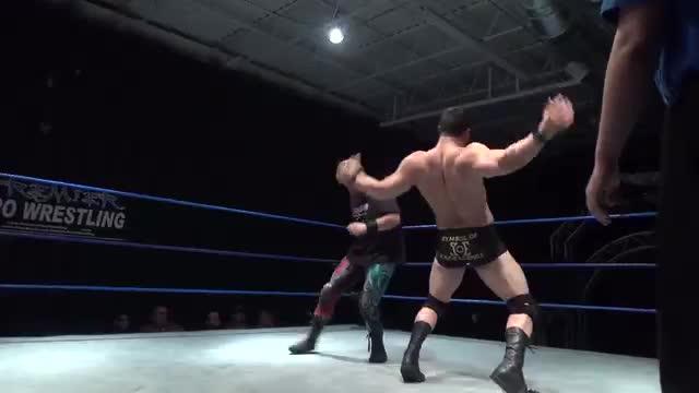 Matt Vine vs. Not Bad Chad - Premier Pro Wrestling PPW #221
