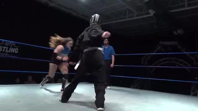 Skye Blue vs. Zero-4 - Premier Pro Wrestling PPW #221