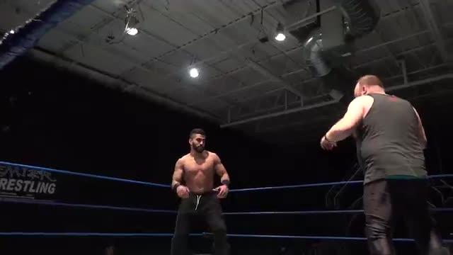 Andy Anderson vs. Sem Sei - Premier Pro Wrestling PPW #223