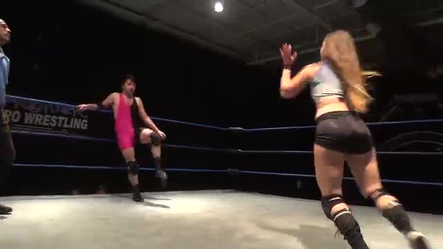 Skye Blue vs. Connor Corr - Premier Pro Wrestling PPW #225