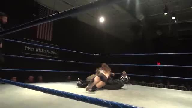 Skye Blue vs. Zero-1 (w/ Cali Young) - Premier Pro Wrestling PPW #231