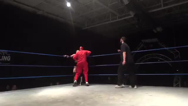 Skye Blue vs. Magnificent Red - Premier Pro Wrestling PPW: Civil War