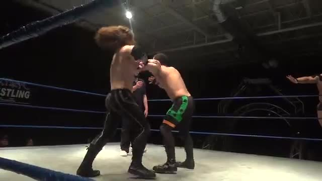 Chase Gosling & Anakin vs. Bryce Akers & Not Bad Chad - Premier Pro Wrestling PPW: Civil War