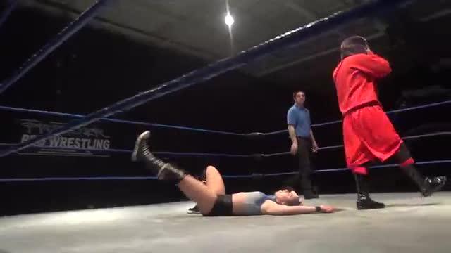 Skye Blue vs. The Russian Assassin - Premier Pro Wrestling PPW #240