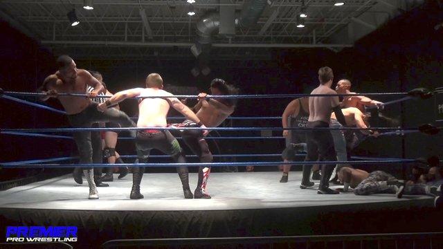 All Japan Style Battle Royal - Premier Pro Wrestling PPW #315