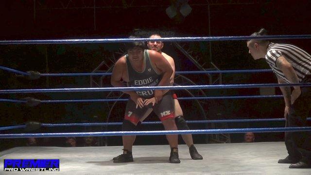 Chase Gosling vs Eddie Cruz vs Xander Lars - Premier Pro Wrestling PPW #315