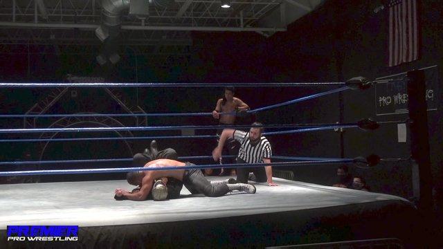 Ventura & Ultimo vs. Pancho & Zero-Gold - Premier Pro Wrestling PPW #315