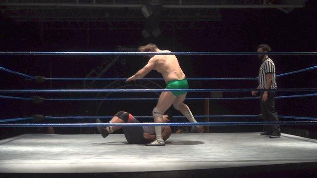 Chase Gosling vs. Eddie Cruz - Premier Pro Wrestling PPW #316