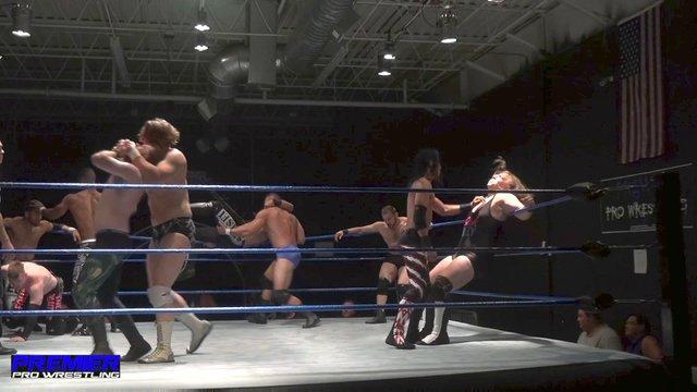 All Japan Style Battle Royal - Premier Pro Wrestling PPW #318