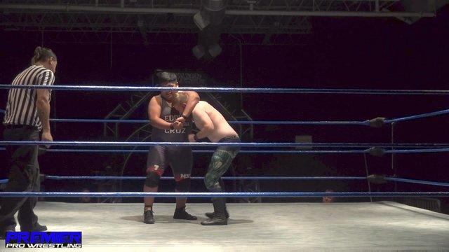 Not Bad Chad vs. Eddie Cruz - Premier Pro Wrestling PPW #318