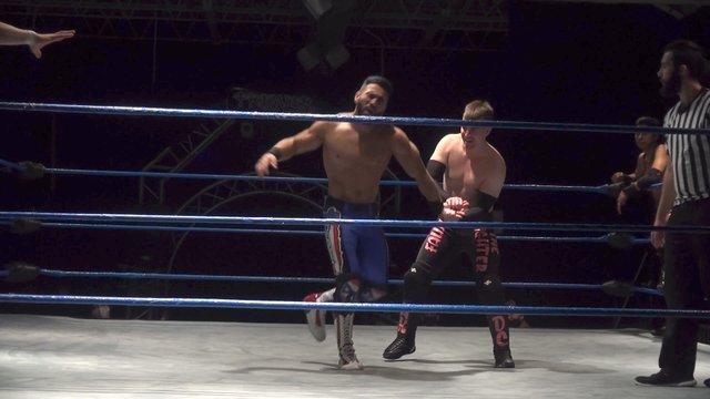 Chase Gosling & Semsei vs. Ventura & Charlie Hustle - Premier Pro Wrestling PPW #319