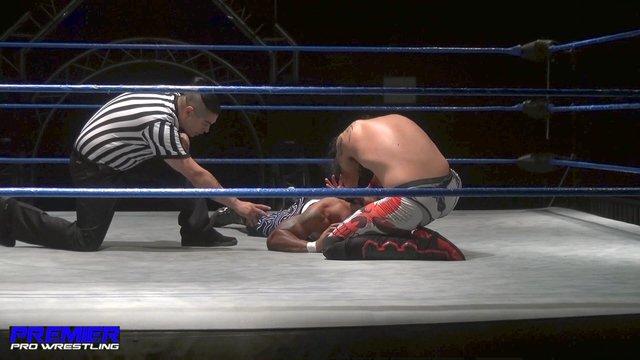 Jose Acosta (c) vs. D. Stroyer - Premier Pro Wrestling PPW #320