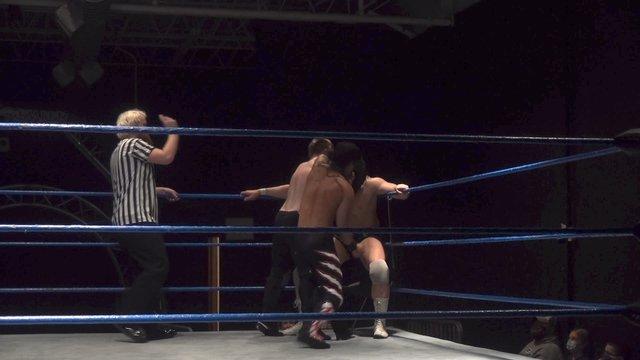 Chase Gosling & Semsei (c) vs. Ventura & Charlie Hustle - Premier Pro Wrestling PPW #323