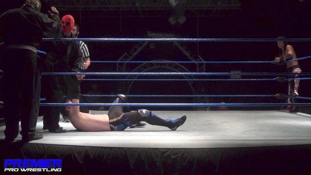Ventura & Charlie Hustle vs. Zero-1 & Zero-2 - Premier Pro Wrestling PPW #324