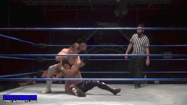Ventura & Charlie Hustle (c) vs. Chase Gosling & Semsei - Premier Pro Wrestling PPW #324