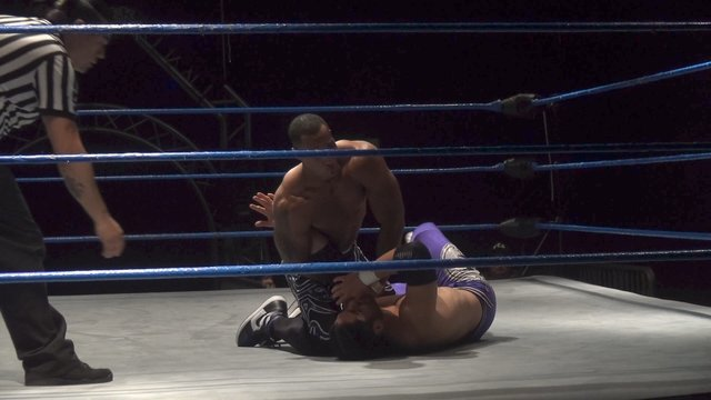 Iniestra vs. D. Stroyer - Premier Pro Wrestling PPW #325