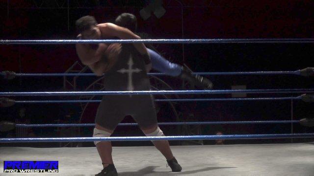 Pancho vs. Eddie Cruz - Premier Pro Wrestling PPW326