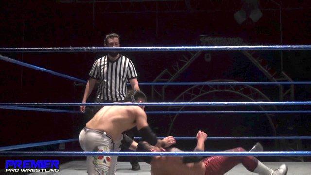 Iniestra vs. Ultimo - Premier Pro Wrestling PPW #326
